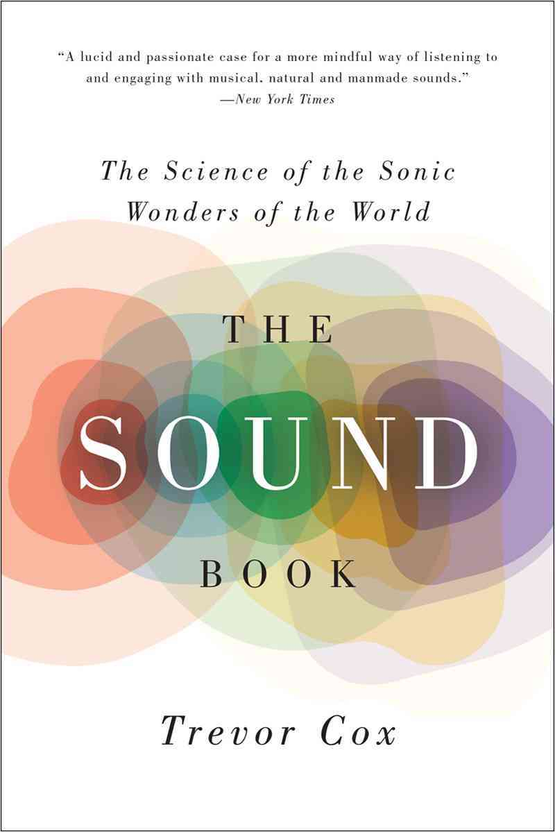 The Sound Book By Cox, Trevor