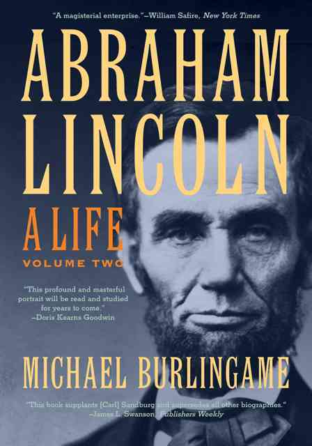 Abraham Lincoln By Burlingame, Michael